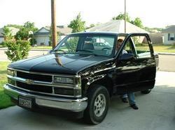 Chevrolet Cheyenne 1995 foto - 2