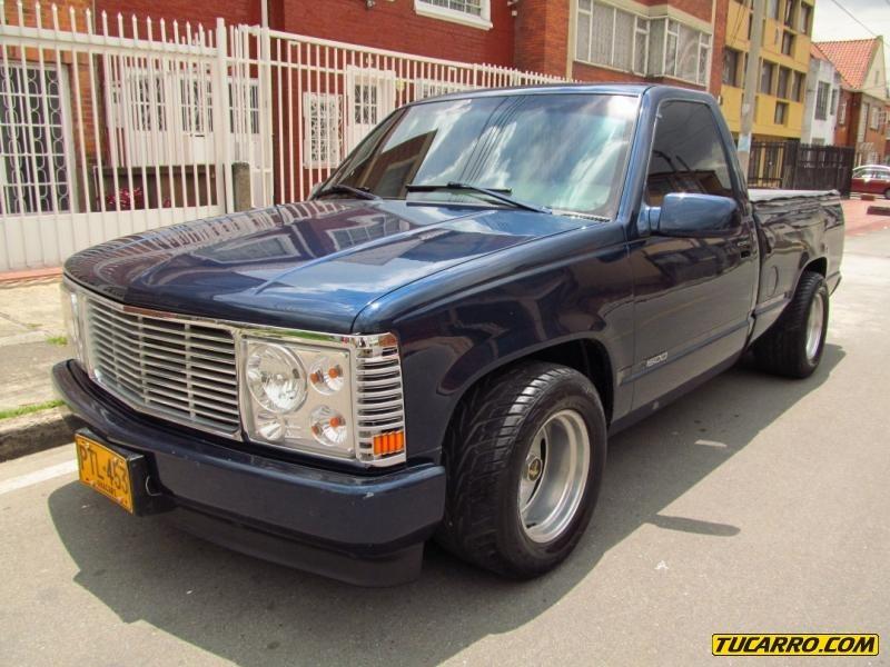 Chevrolet Cheyenne 1996 foto - 2