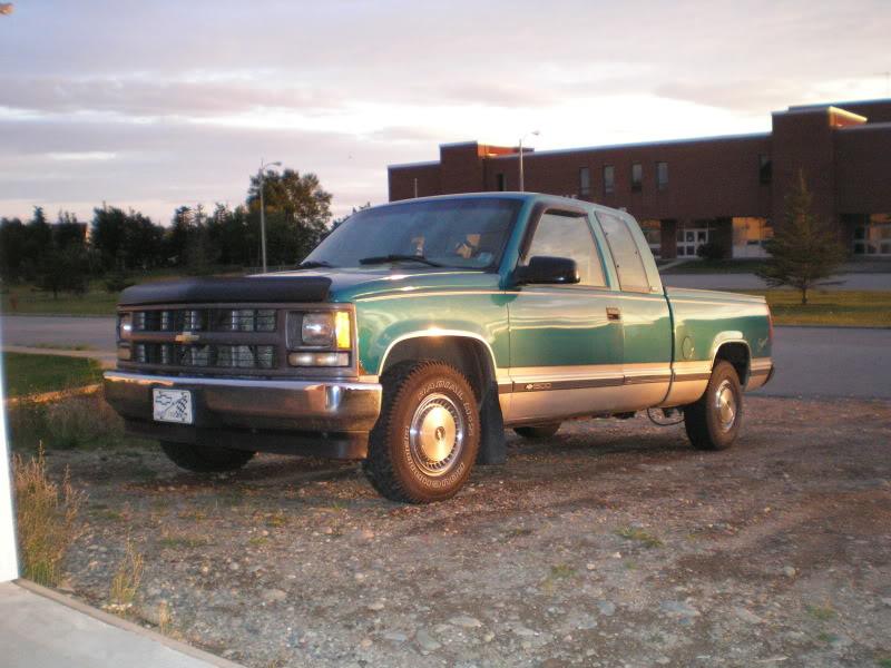 Chevrolet Cheyenne 1996 foto - 4
