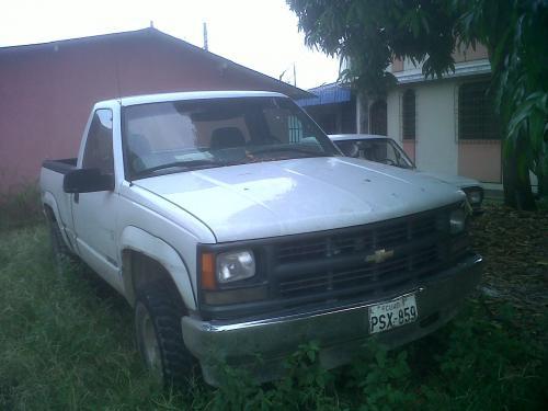 Chevrolet Cheyenne 1997 foto - 3