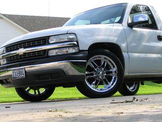 Chevrolet Cheyenne 1999 foto - 1