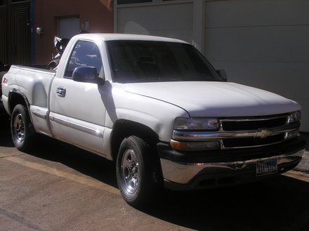 Chevrolet Cheyenne 1999 foto - 2