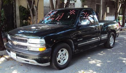 Chevrolet Cheyenne 2001 foto - 1