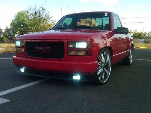 Chevrolet Cheyenne 2001 foto - 5