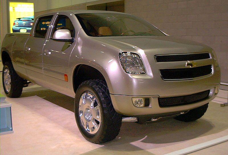 Chevrolet Cheyenne 2008 foto - 5