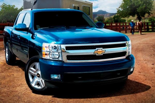 Chevrolet Cheyenne 2010 foto - 3