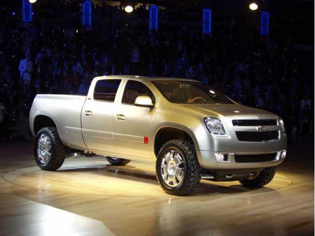 Chevrolet Cheyenne 2010 foto - 4