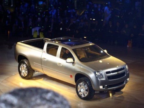Chevrolet Cheyenne 2012 foto - 2