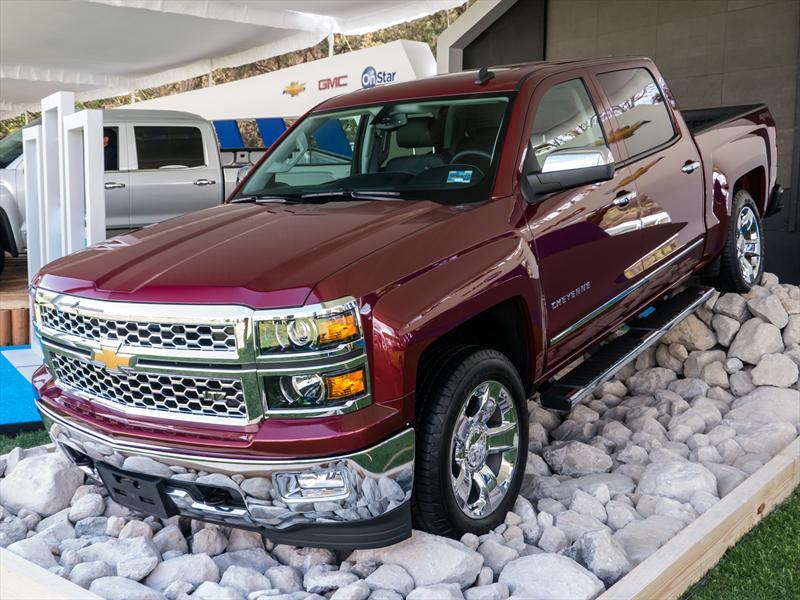Chevrolet Cheyenne 2014 foto - 1