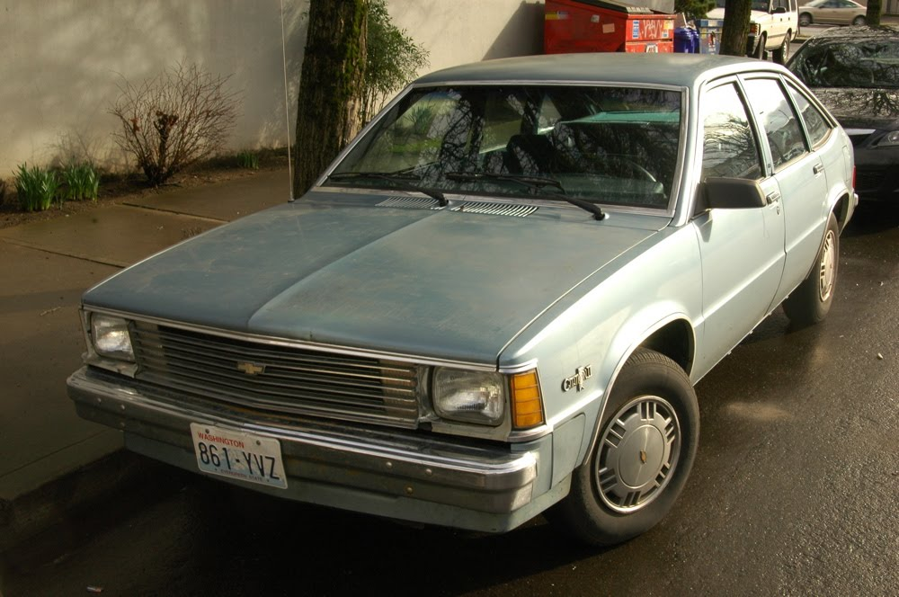 Chevrolet Citation 1985 foto - 1