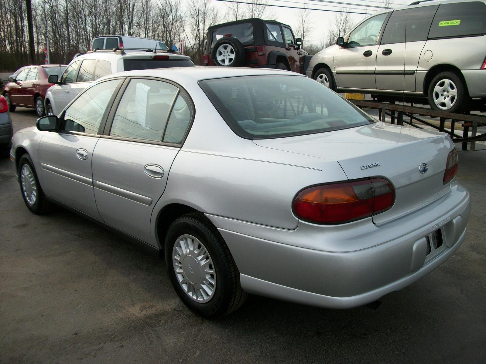 Chevrolet Classic 2004 foto - 2
