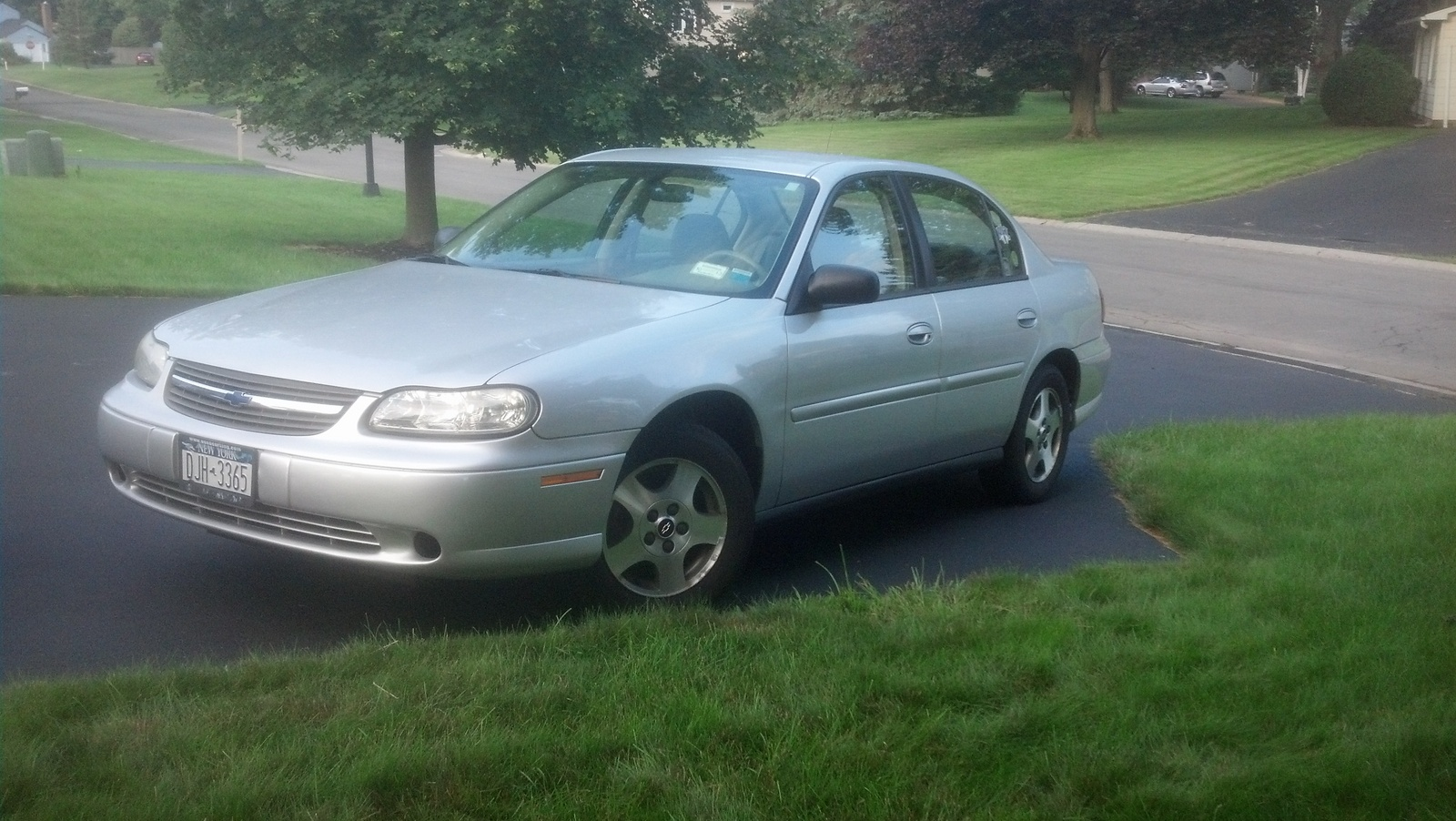 Chevrolet Classic 2004 foto - 3