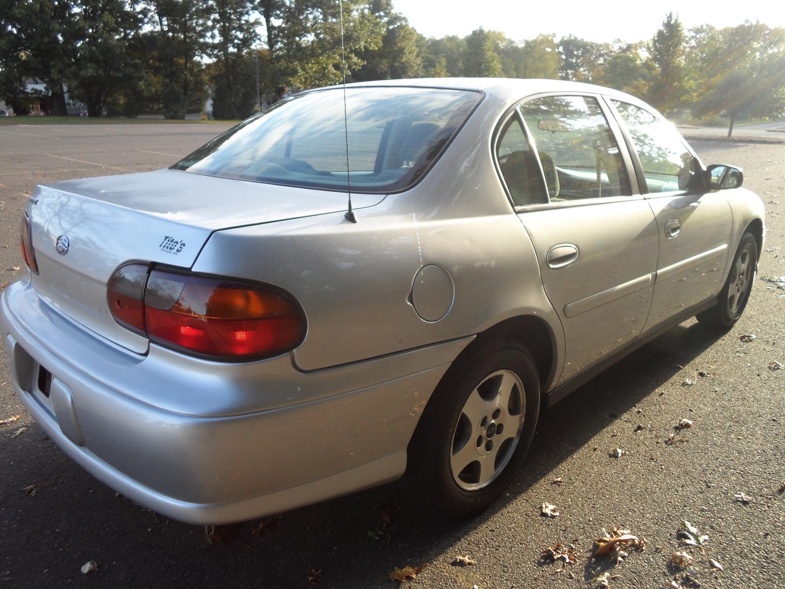 Chevrolet Classic 2004 foto - 4