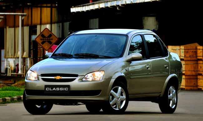 Chevrolet Classic 2007 foto - 1