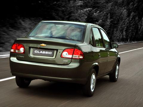 Chevrolet Classic 2011 foto - 3
