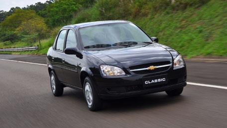 Chevrolet Classic 2012 foto - 4