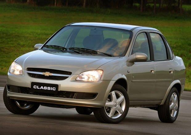 Chevrolet Classic 2013 foto - 3