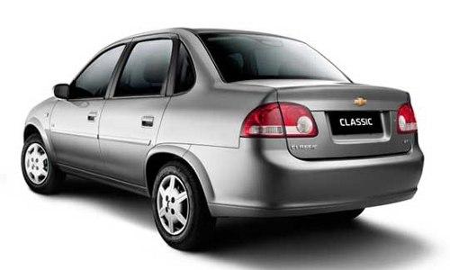Chevrolet Classic 2013 foto - 5
