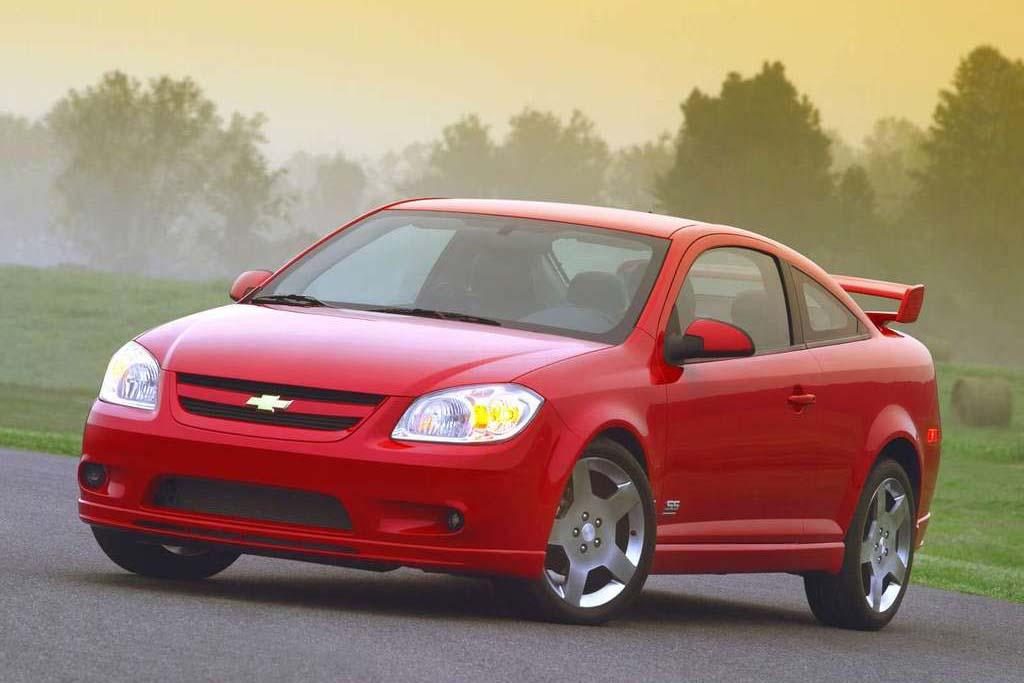Chevrolet Cobalt 2004 foto - 1