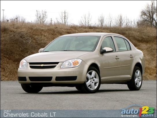 Chevrolet Cobalt 2004 foto - 3