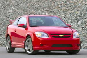 Chevrolet Cobalt 2004 foto - 4
