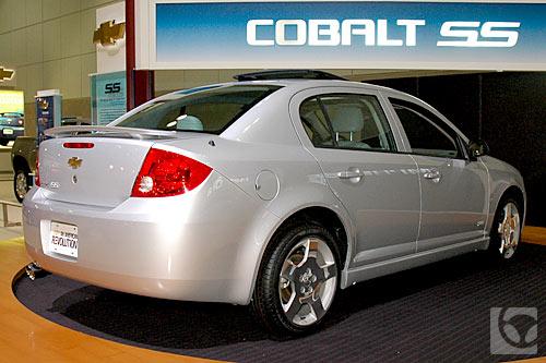Chevrolet Cobalt 2006 foto - 2