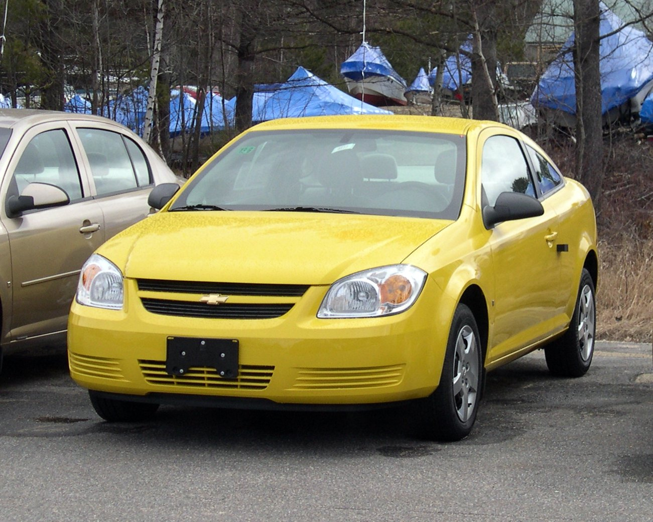 Chevrolet Cobalt 2006 foto - 5