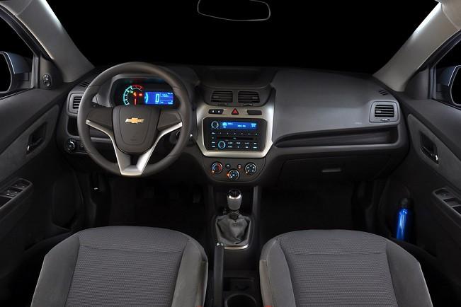 Chevrolet Cobalt 2011 foto - 1