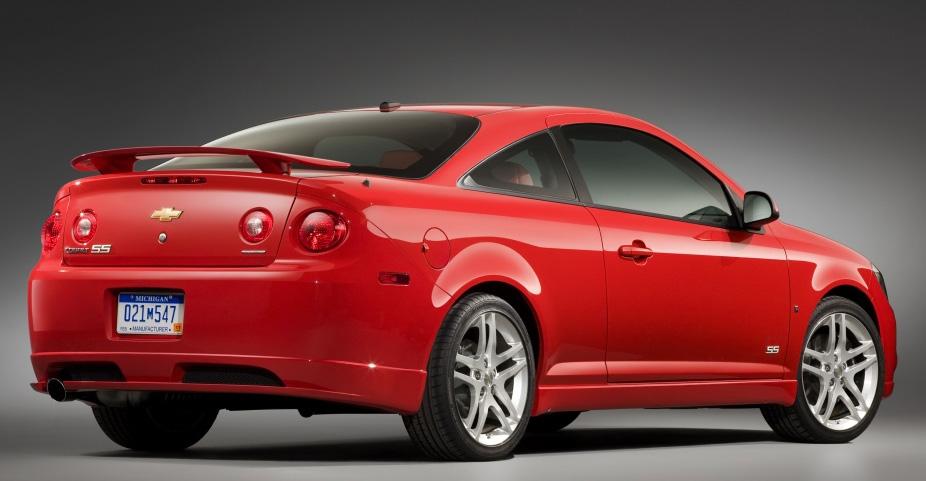 Chevrolet Cobalt 2011 foto - 3
