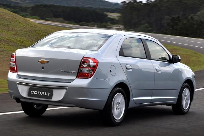 Chevrolet Cobalt 2011 foto - 4