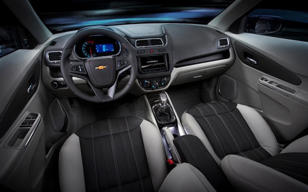 Chevrolet Cobalt 2012 foto - 3