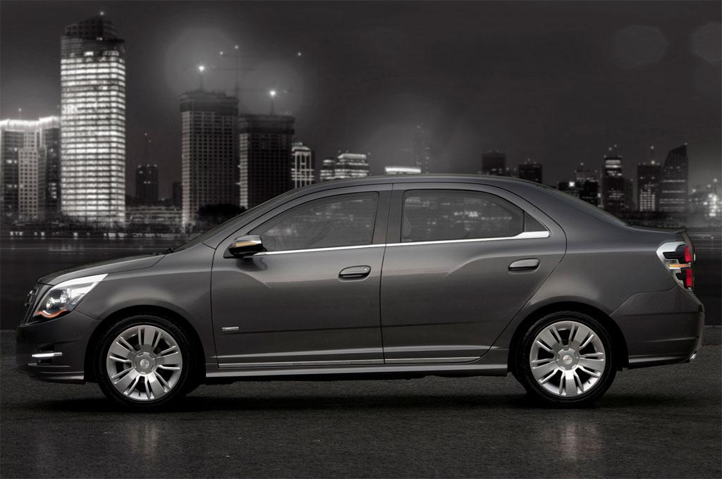 Chevrolet Cobalt 2012 foto - 4