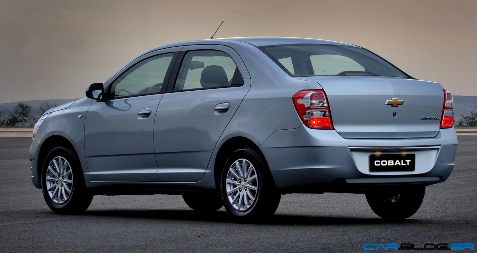 Chevrolet Cobalt 2012 foto - 5