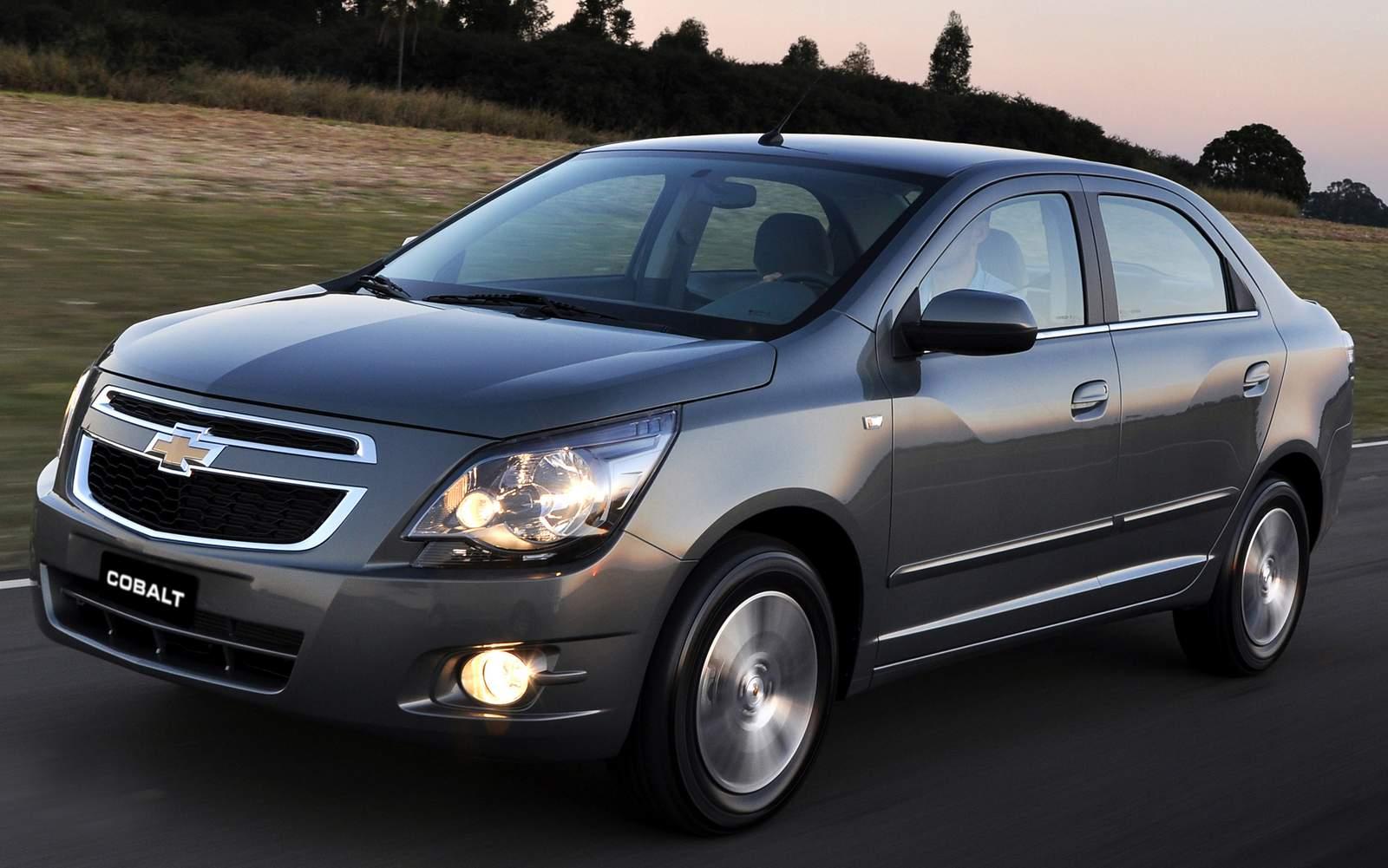 Chevrolet Cobalt 2013 foto - 1