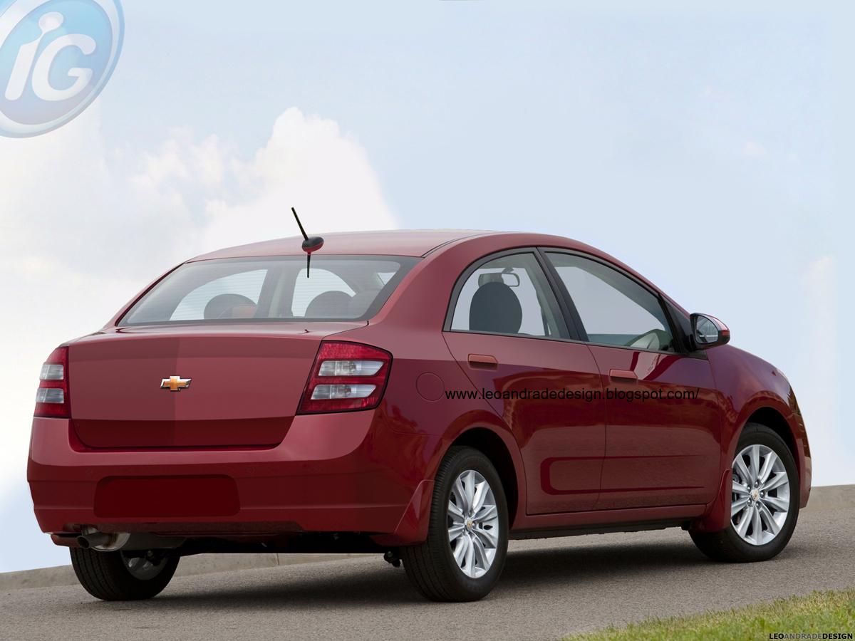 Chevrolet Cobalt 2013 foto - 5