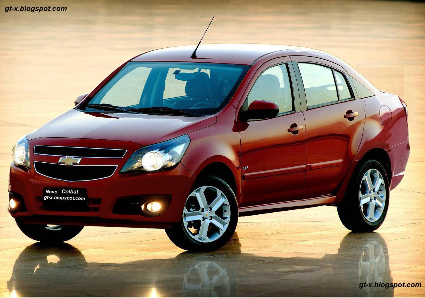 Chevrolet Cobalt 2014 foto - 1