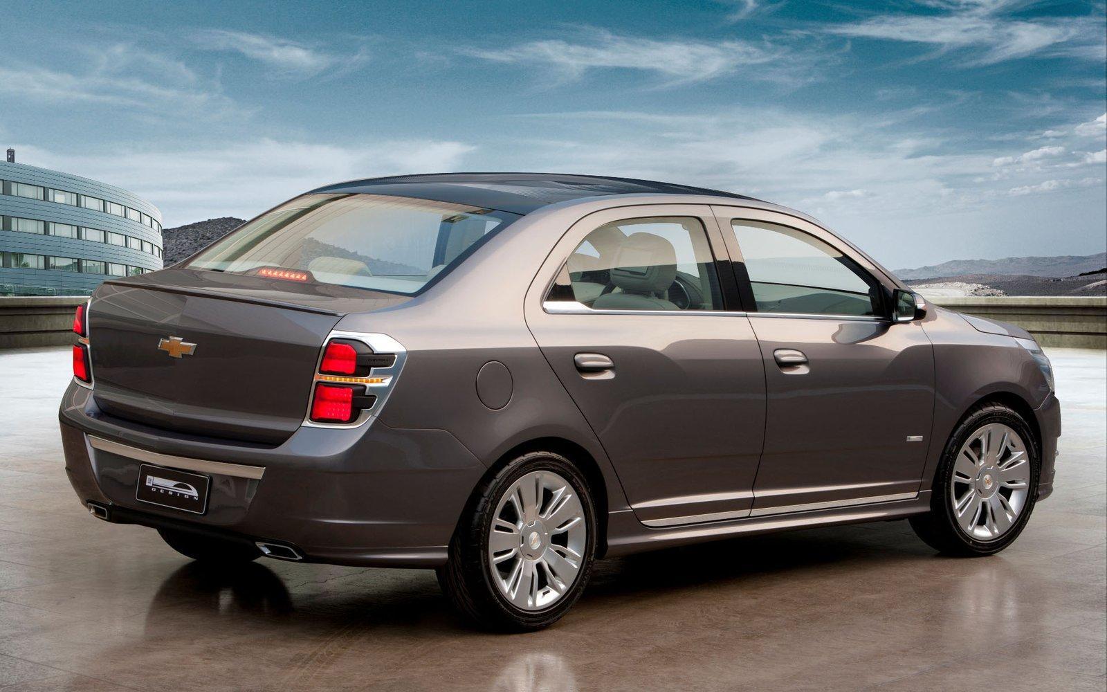 Chevrolet Cobalt 2014 foto - 5