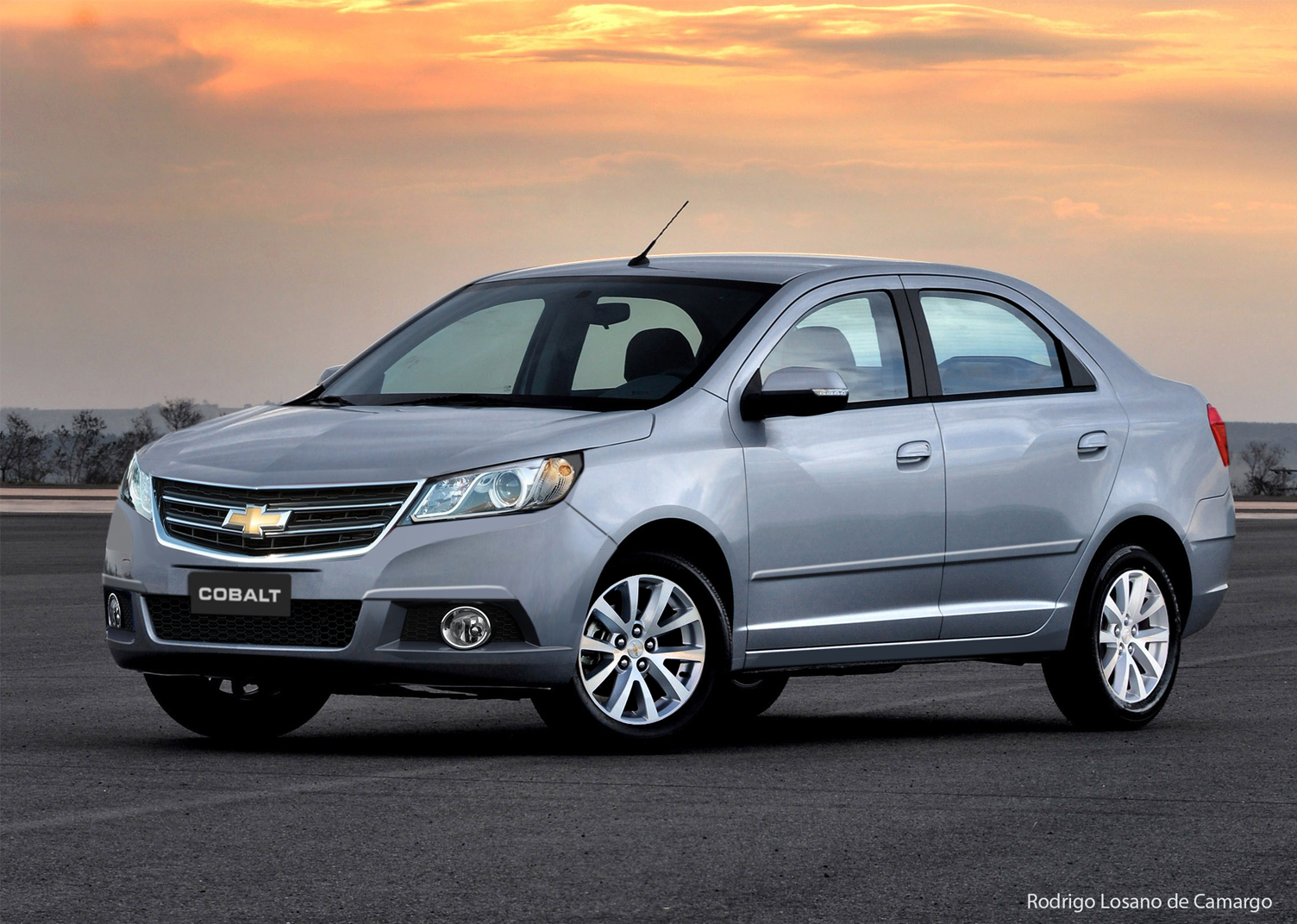 Chevrolet Cobalt 2015 foto - 1