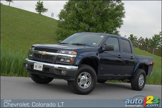 Chevrolet Colorado 2000 foto - 1