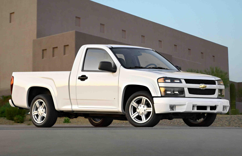 Chevrolet Colorado 2001 foto - 1
