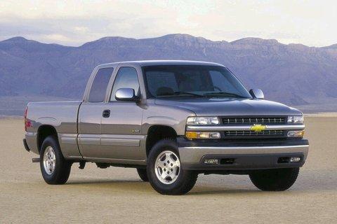 Chevrolet Colorado 2001 foto - 2