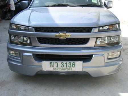 Chevrolet Colorado 2001 foto - 3