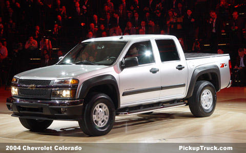 Chevrolet Colorado 2002 foto - 1
