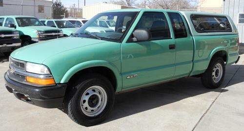 Chevrolet Colorado 2002 foto - 5