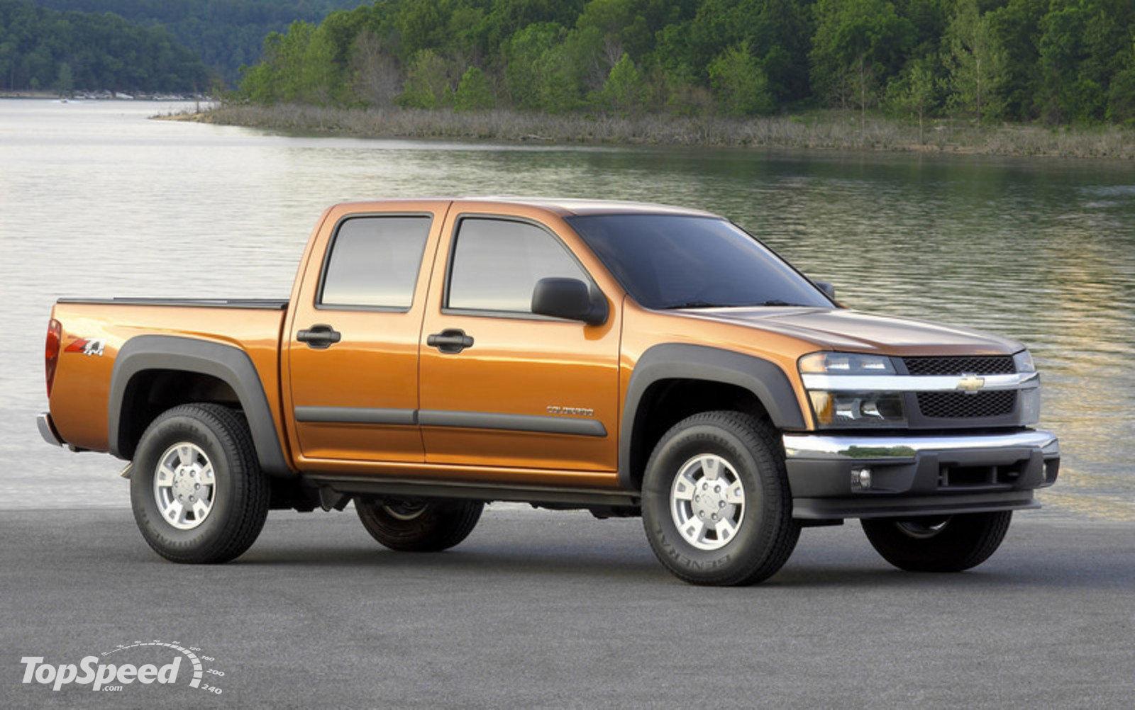 Chevrolet Colorado 2003 foto - 1