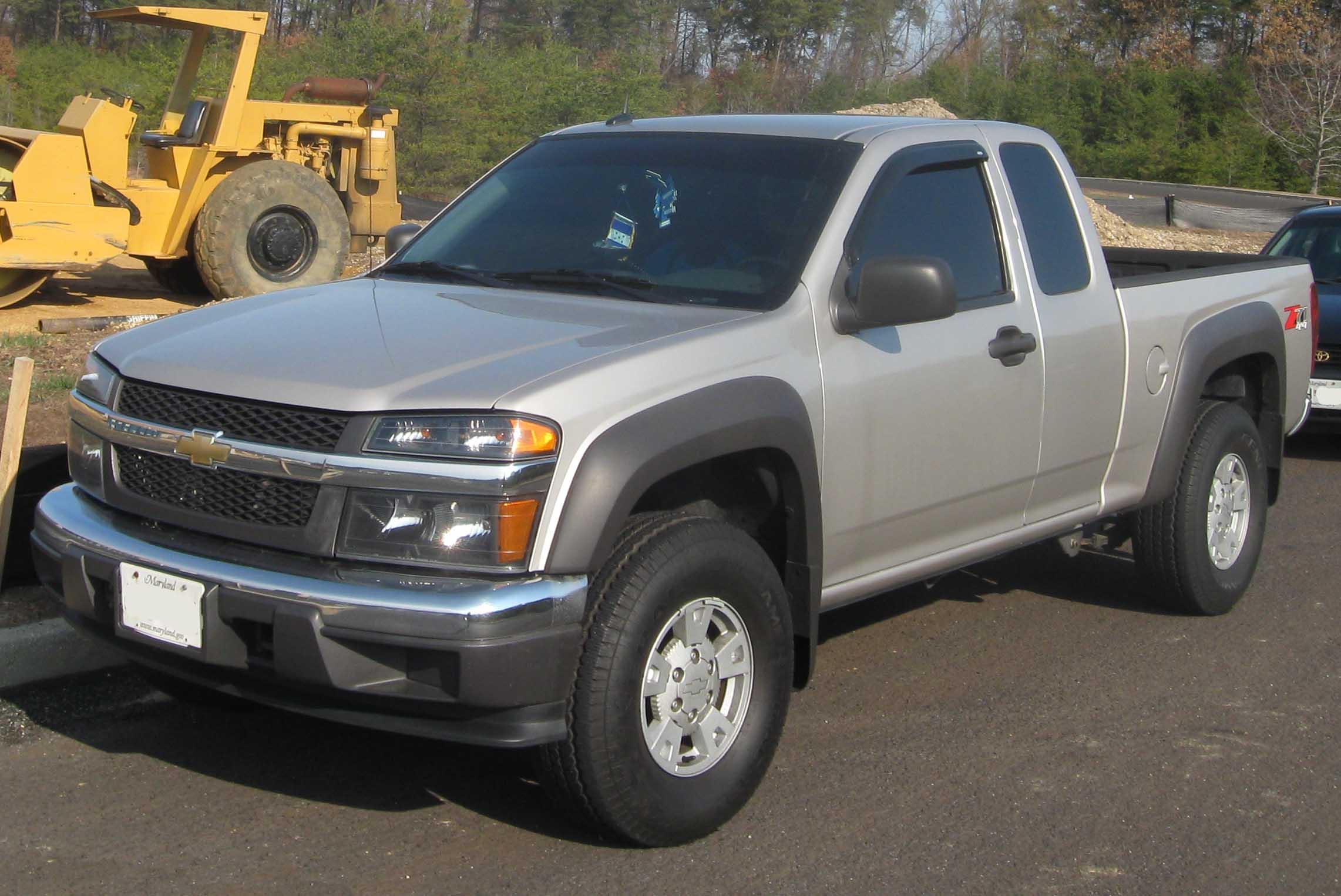 Chevrolet Colorado 2003 foto - 2