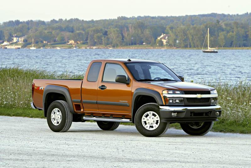 Chevrolet Colorado 2003 foto - 3