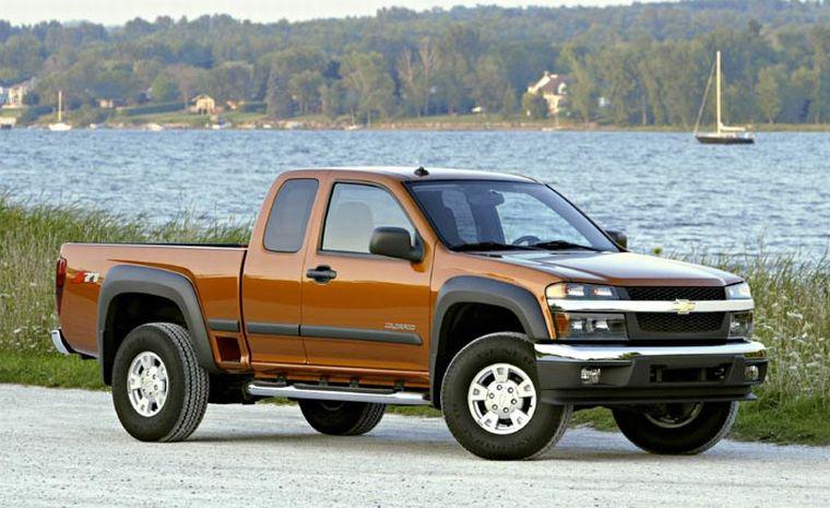 Chevrolet Colorado 2004 foto - 3