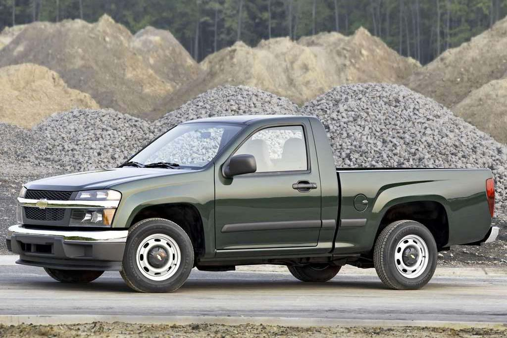 Chevrolet Colorado 2004 foto - 4