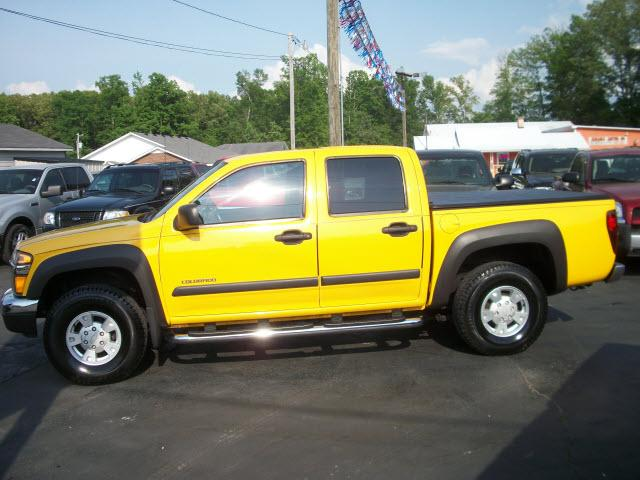 Chevrolet Colorado 2005 foto - 4